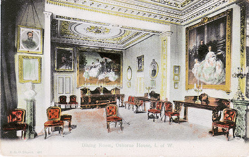osborne house dining room