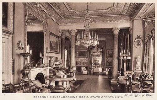 osborne house drawing room