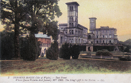Osborne House - East Front