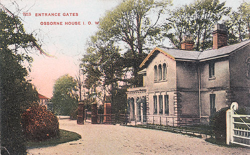 Osborne Gate House